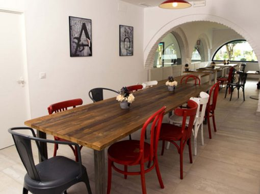 Acuarela Gastrobar & Jardin, à côté de Cadix par MisterWils !