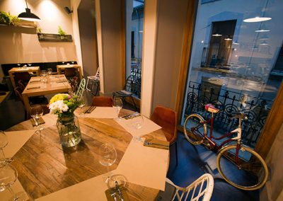 Soul Kitchen, une cuisine créative en plein coeur d'Avila, par MisterWils, architecture d'intérieur, décoration, vintage, furniture for free souls