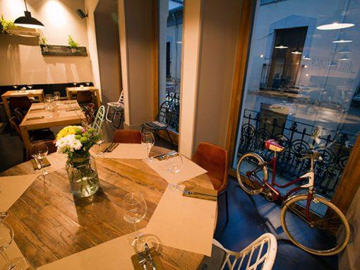 Soul Kitchen, une cuisine créative en plein coeur d'Avila, par MisterWils