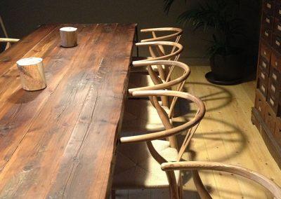 """Le """"Perro Viejo"""", un nouveau restaurant du groupe MpuntoR, par MisterWils, architecture d'intérieur, furniture for free souls"""