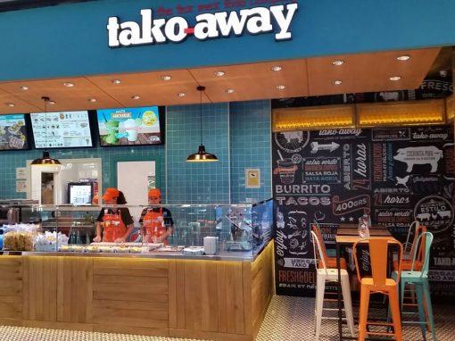 Tako-Away, un délicieux fast food aux saveurs méxicaines