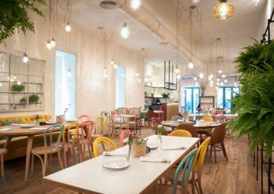 El Columpio, un nouveau projet de l'architecte d'intérieur Marta Banús à Madrid, avec MisterWils, furniture for free souls