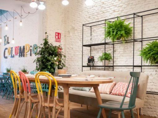 El Columpio, un nouveau projet de l'architecte d'intérieur Marta Banús à Madrid