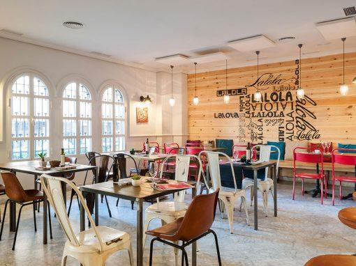 La taverne Lalola Gourmet, nouveau restaurant de Javier Abascal à Séville