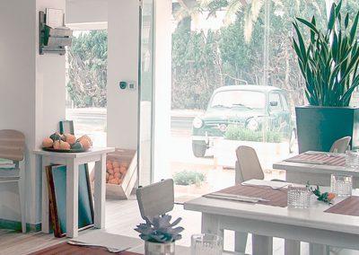 La Setla, un nouveau restaurant sur la côte de Denia, par MisterWils, architecture d'intérieur, décoration, furniture for free souls
