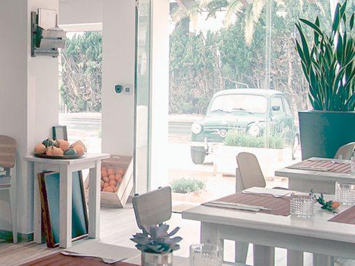 La Setla, un nouveau restaurant sur la côte de Denia