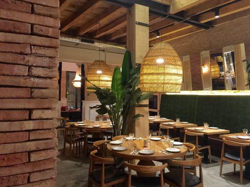 Torres et Garcia, nouveau restaurant décoré par Persevera Producciones