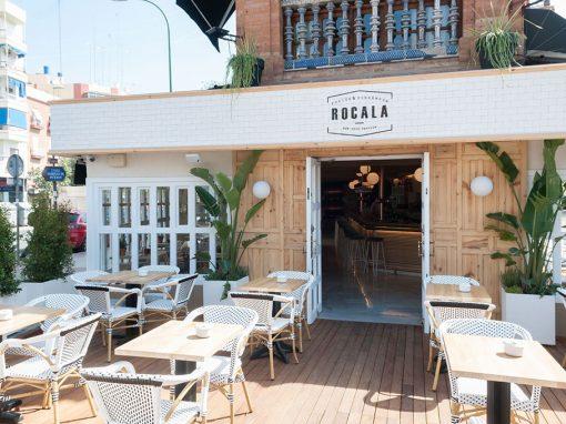 Rocala, nouveau restaurant du Groupe La Raza, par Persevera Producciones