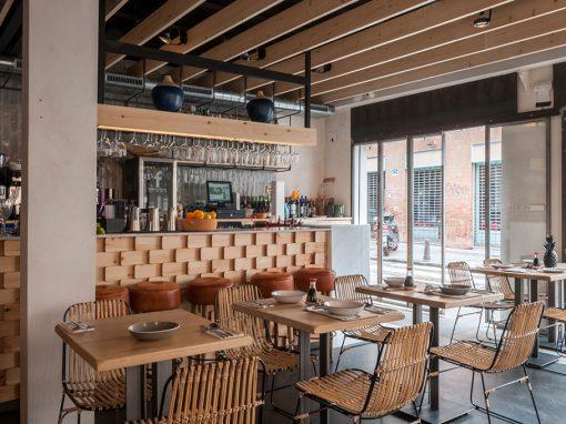 Chifa, nouveau restaurant à Séville, décoré par MisterWils