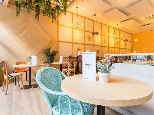 Mérimée, restaurant atypique en plein coeur de Madrid, par Triscaideca
