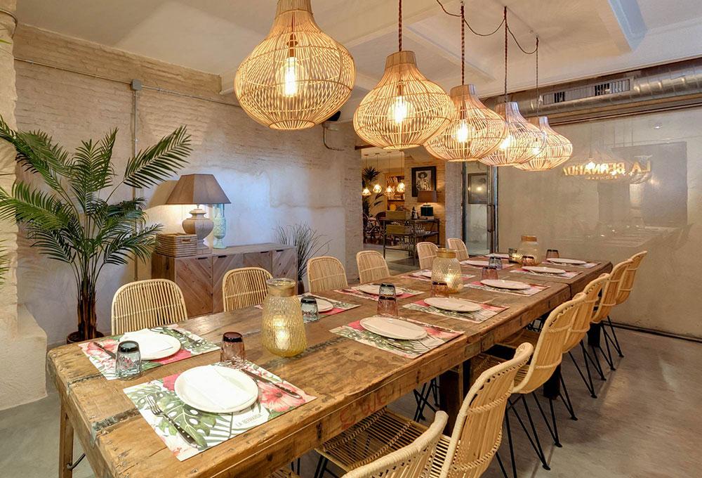 La Bernarda, nouvelle réalisation de l'architecte d'intérieur Bruno Bermúdez, par MisterWils, décoration, vintage, furniture for free souls