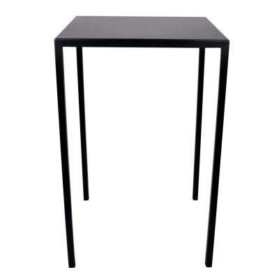 HELEN Table en métal, de style industriel. Adapté pour l'intérieur et l'extérieur. Produit fabriqué par MisterWils, les dimensions et finitions sont personnalisables.
