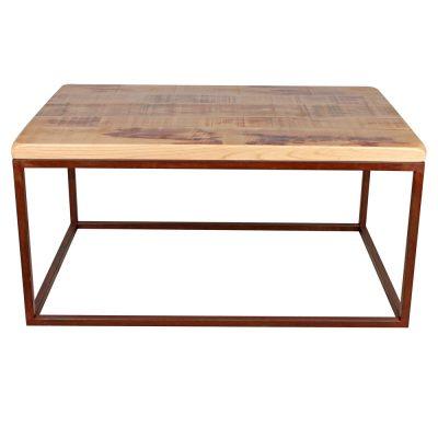 BALCONY Table auxiliaire en bois. Elle s'adapte à tous les intérieurs, de design, sobres ou contemporains. Produit fabriqué par MisterWils, les dimensions et finitions sont personnalisables.