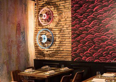 Restaurant La Antxoeta dirigée par le chef Pablo Caballero, par MisterWils, architecture d'intérieur, décoration, vintage, furniture fot free souls