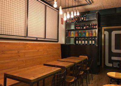 Relooking du restaurant Montagú par Zinkers, avec MisterWils, architecture d'intérieur, décoratio, vintage, furnitures for free souls