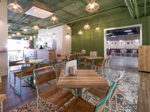 Moka Café, un café vintage en plein coeur de Séville