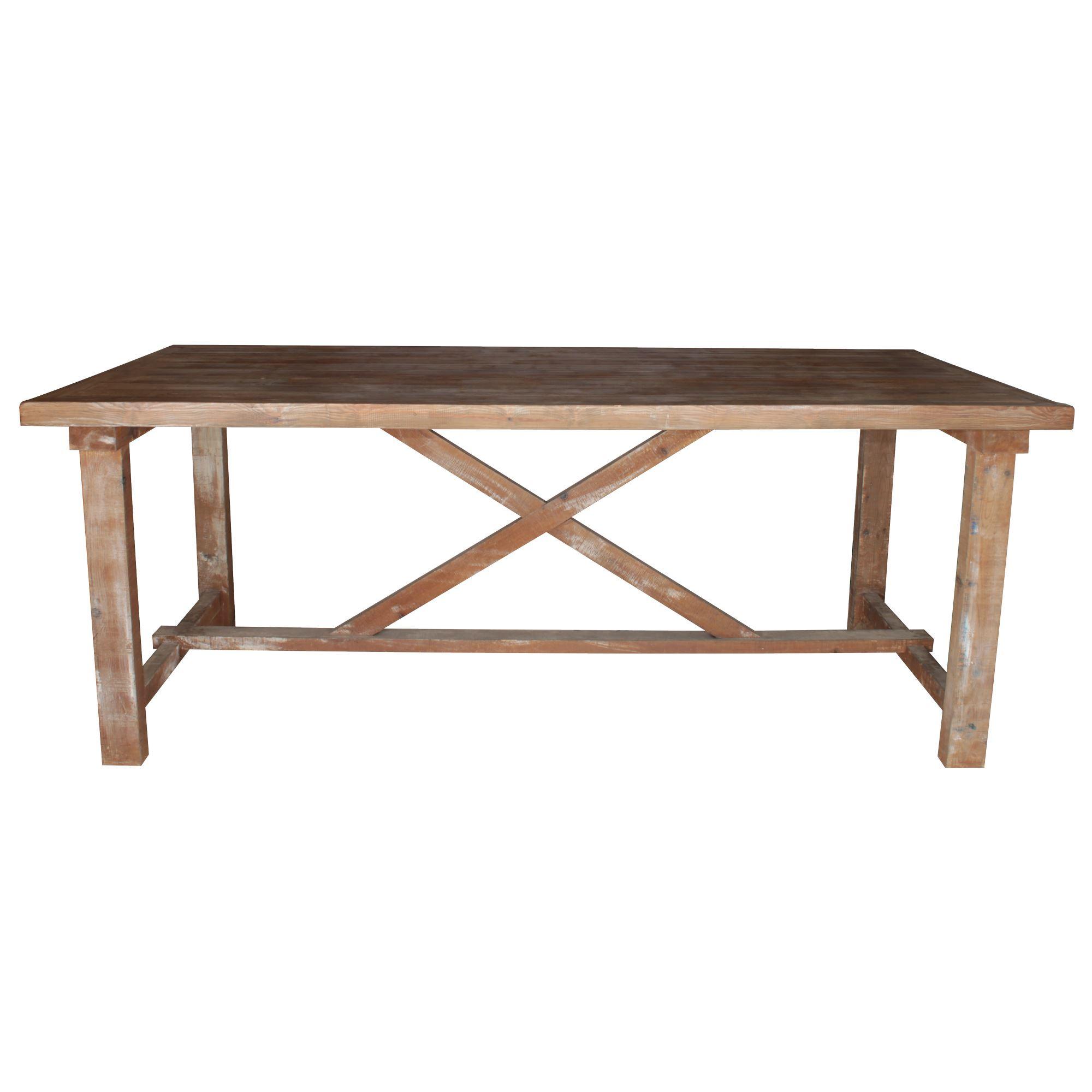 Neuf styles de tables parfaites pour votre salle à manger. Table Martina