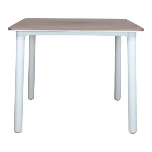 TABLE D'EXTÉRIEUR NOA en polypropylène et fibre de verre | Trouvez-la chez MisterWils. Plus de 4000m² d'exposition. 1