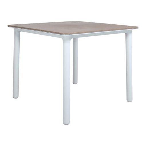 TABLE D'EXTÉRIEUR NOA en polypropylène et fibre de verre | Trouvez-la chez MisterWils. Plus de 4000m² d'exposition. 2