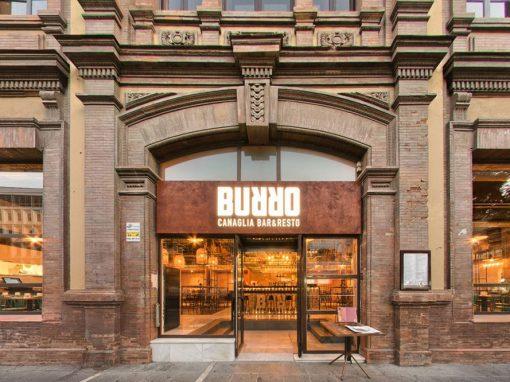 Burro Canaglia, un pari culinaire italien dans une décoration industrielle
