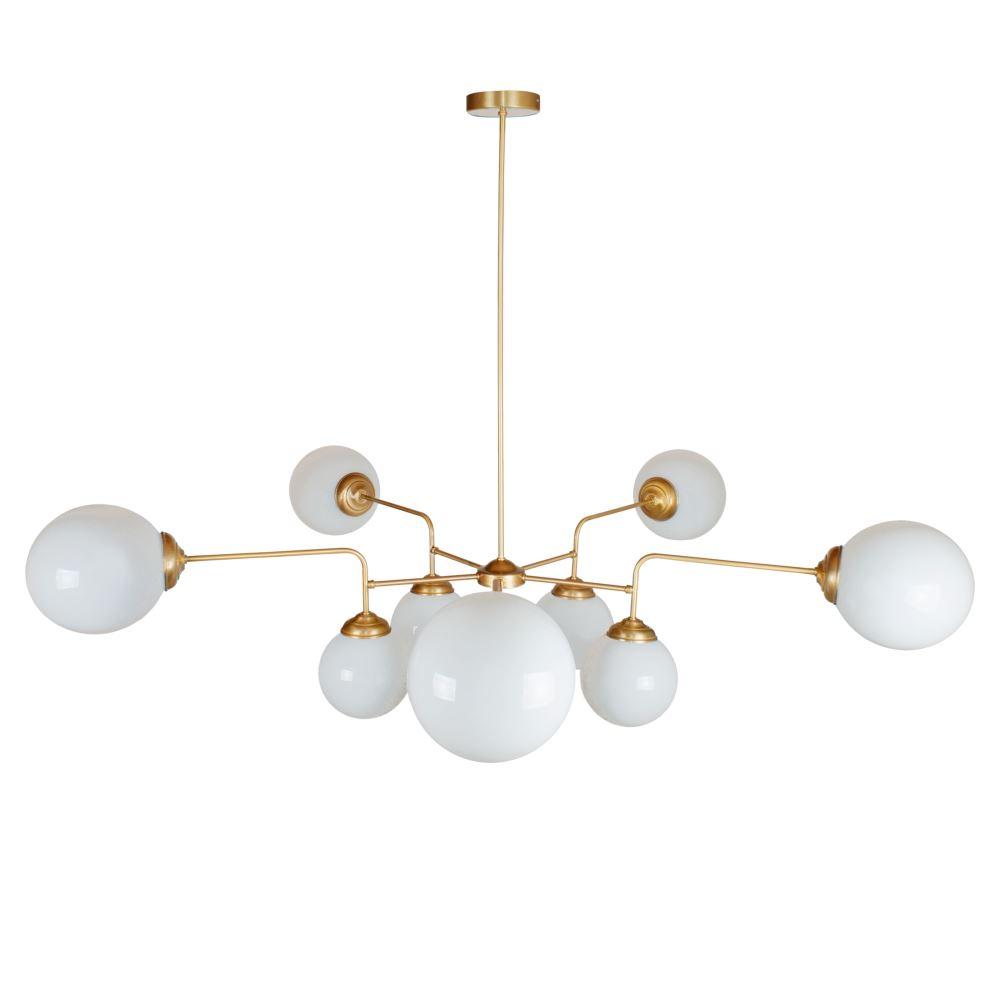 Fabriquer Une Lampe Style Industriel king lampe de style rétro avec structure métallique