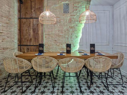 Kibo Gastro Club, un restaurant polyvalent à Séville-Est