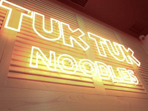 Tuk Tuk Noodles débarque à Séville