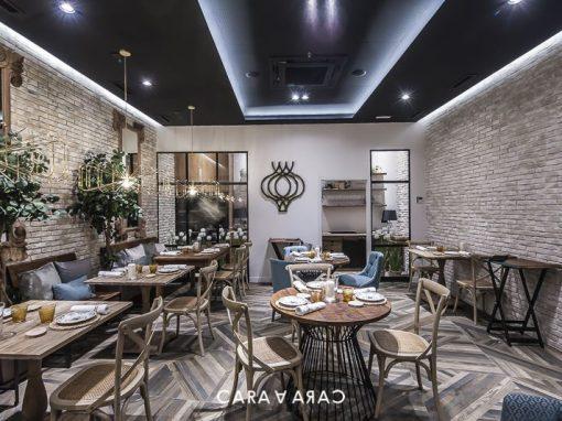 Ajo de Sopas, nouveau restaurant du chef palentino Alberto Soto
