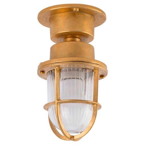 MAUREN Lampe de plafond de style classique pour extérieur. Compatible avec la norme IP44. Culot E27. Max 60W. Dimensions: Ø12x23 cm