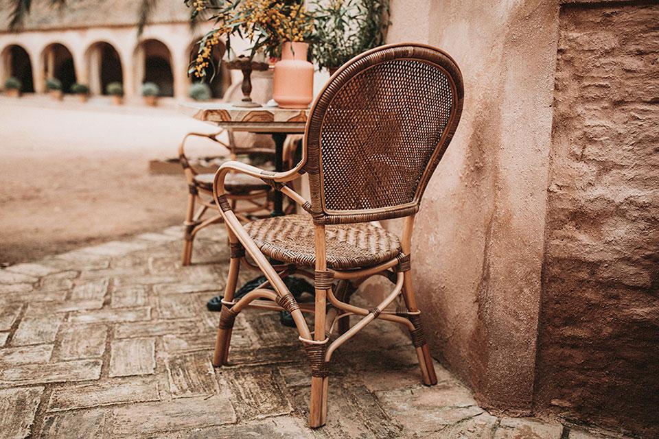 Chaises et fauteuils en rotin MisterWils : des produits phares! À l'approche du beau temps, le rotin est l'un des matières naturelles les plus demandées