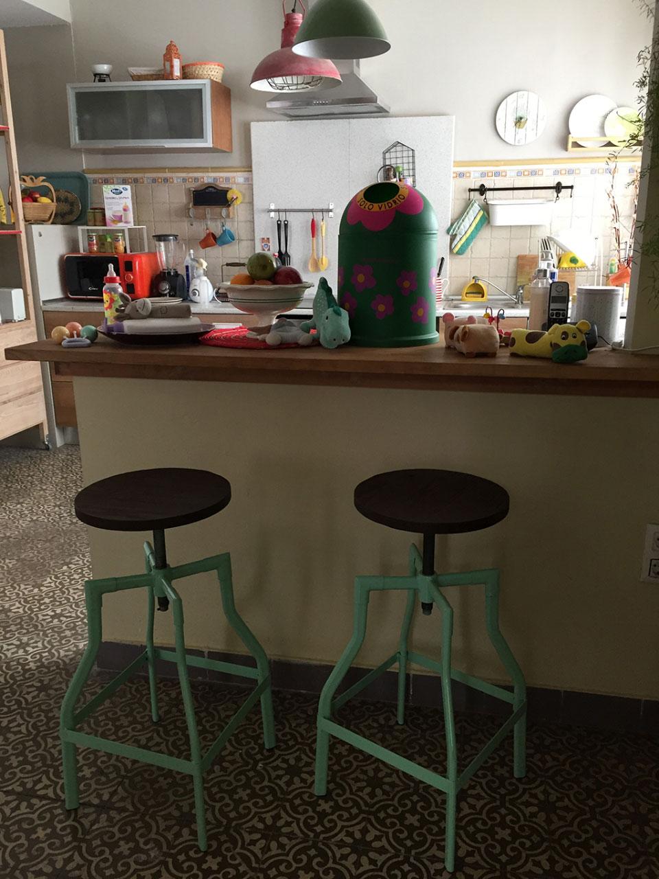 Blog de MisterWils - Les meubles MisterWils dans la série 'Allí Abajo' sur Antena 3