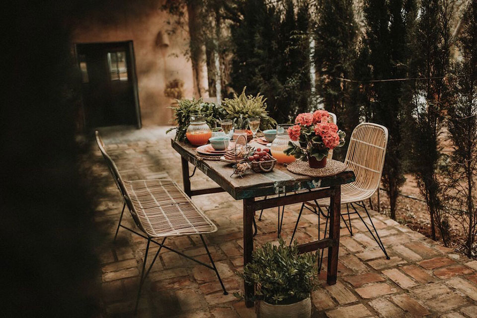 """Shared tables"" ou grandes tablées, style MisterWils"