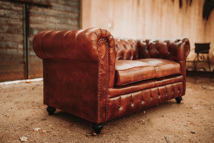 Categoría sofás y bancos