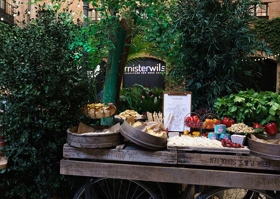 'Tu Otra Cocina' et MisterWils, un couple bien assorti - Le mois dernier, chez MisterWils nous avons organisé notre habituelle fête de l'été, l'occasion...