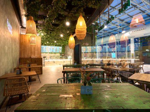 Burrito Market, un nouveau concept gastronomique à Séville