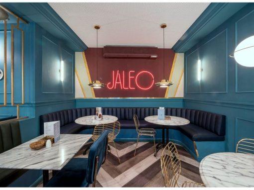 Jaleo, un restaurant de style rétro à Madrid, avec MisterWils