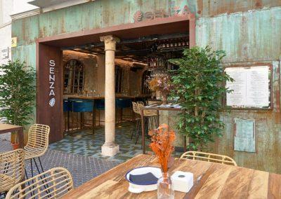 Senza, une nouvelle offre gastronomique à Séville, par MisterWils
