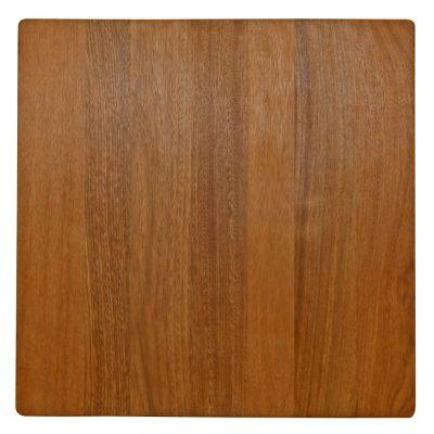 PLATEAU EN BOIS DE CERISIER Plateau en bois de cerisier naturel, finition vernis. Possibilité de fabrication sur mesure.