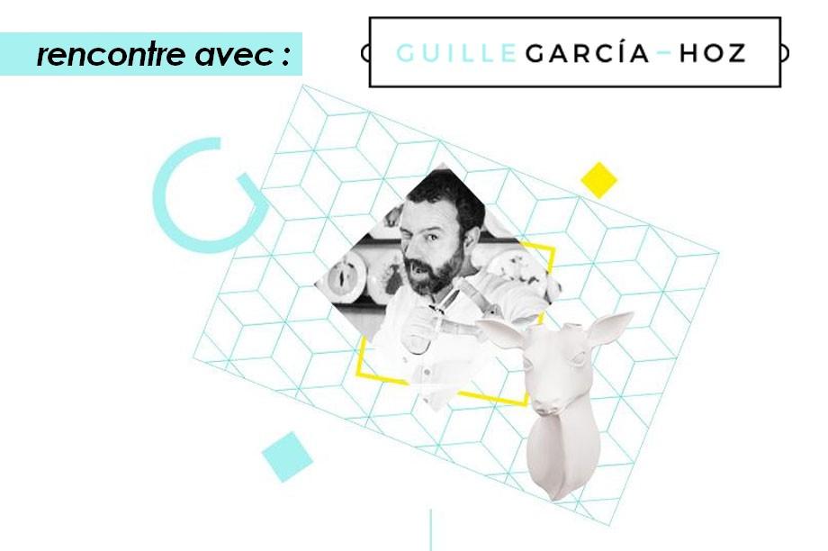 Entretien avec le décorateur Guillermo García Hoz
