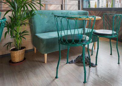 El Galeon, voyage au fond de l'océan, par VAO Architectes, furniture for free souls, vintage, scandinave, sofas, chaises, tabourets, canapés