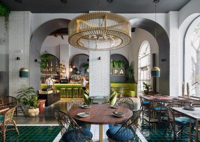 LPA un nouveau restaurant à la mode, par CM4