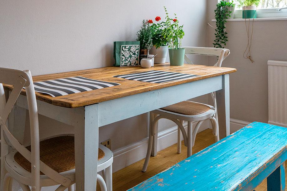 Chaises de cuisine de style Scandinave