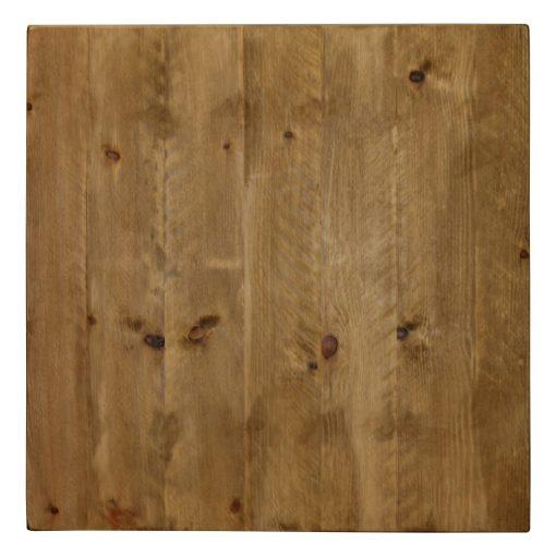 PLATEAU EN BOIS DE PIN FLANDES Plateau en bois de pin naturel, finition vernis à l'eau, possibilité de fabrication sur mesure.