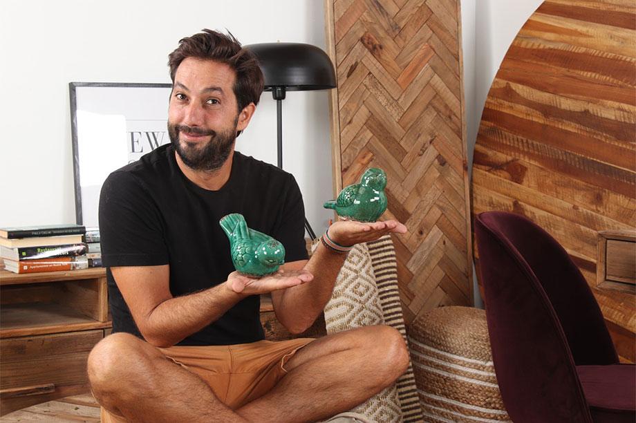 À la découverte de notre directeur artistique Bruno Bermúdez