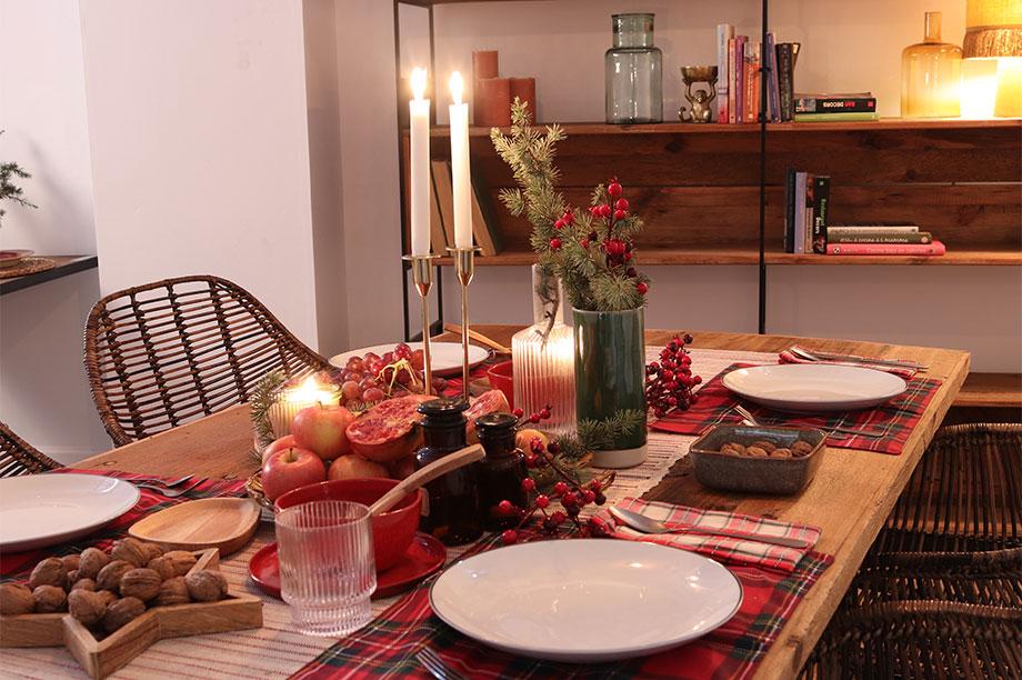 Tables de Noël d'un nouveau genre