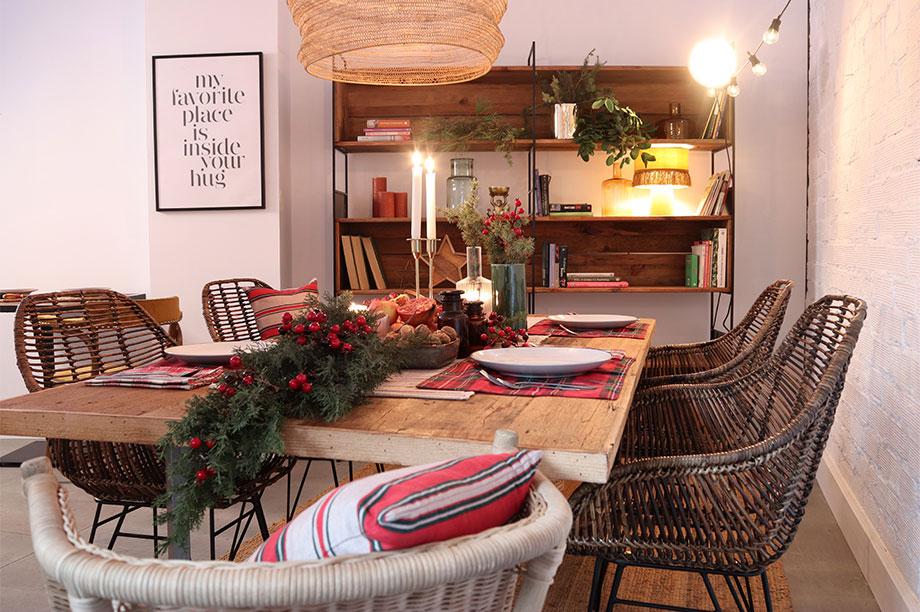 Sur nos tables de Noël il n'y a pas de place pour les clichés