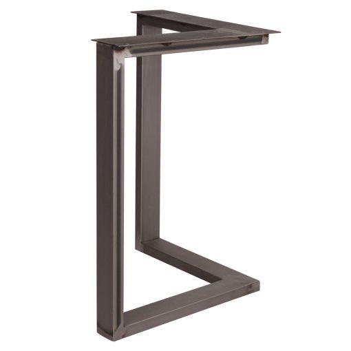 GUITARRA STRUCTURE BARNIZ tubes d'acier pour table style industriel. Trouvez-la chez Mister Wils. Plus de 4000m² d'exposition. Buffets, étagères, luminaires, tables, chaises, canapés et banquettes, tabourets, ventilateurs, plantes artificielles...