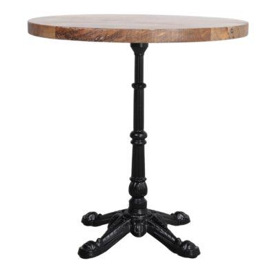TABLE DE SALLE À MANGER KRONOS idéal pour restaurant | Trouvez-la chez MisterWils. Plus de 4000m² d'exposition.