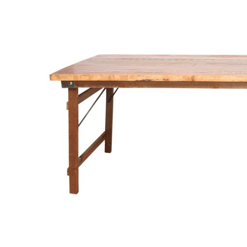 FOLDING Structure pour table de style vintage industriel   Trouvez-la chez Mister Wils. Plus de 4000m² d'exposition. Buffets, étagères, luminaires...