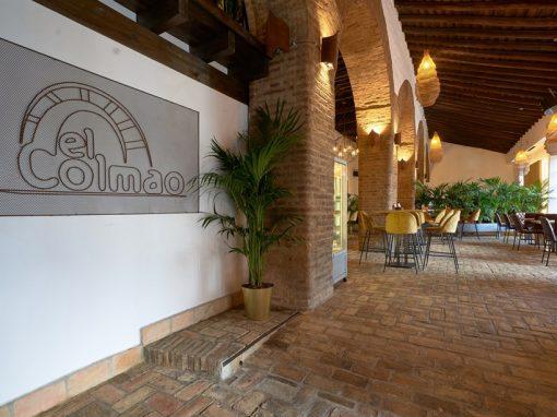 El Colmao, un nouveau restaurant décoré par Neuttro dans un ancien palais